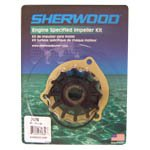 Sherwood 12 Blade Sherwood Impeller Kit 09000K-SHW