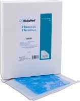 ZDHG44 - ReliaMed Non-Adherent Hydrogel Sheet Dressing 4 x 4