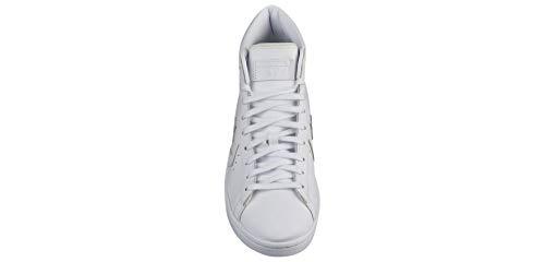 Mens All 12 Star Pl white White Converse 76 Chuck Womens Mid 13 Taylor Ctas white 5 PCwxq7