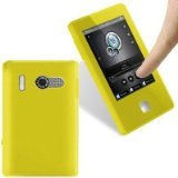 MP4 Player, Ematic E8 Series 4GB Yellow MP4 Player [ EM804VIDY ]