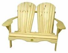 Bear Chair BC800C 37″ x 51″ x 36″ Est Cedar Lovesat Kit