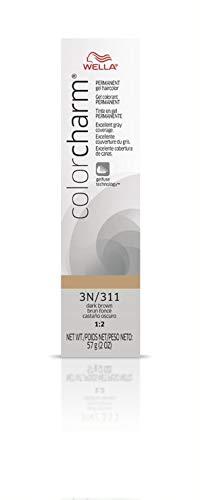 Wella Color Charm Gel, 311/3N Dark Brown, 2 Ounce