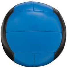Champion Barbell Medicine Ball, 9-10 lb. – Blue