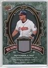 Travis Hafner (Baseball Card) 2009 Upper Deck A Piece of History - Box Score Memories - Jersey #BSM-TH