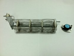 Maytag Admiral Dryer heating Element and Thermostat 53-1641 53-0771