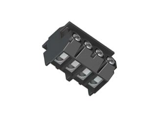 Weco Terminal Blocks - WECO ELECTRICAL CONNECTORS 950-FL-DS/04-CN Terminal Blocks & Barrier Strips euro-style 4 Position 5 mm Spacing Plug-in Screw Connector System for Printed Circuit Board - 250 item(s)
