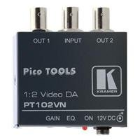 (Kramer Electronics PT-102VN 1:2 Composite Video Distribution)