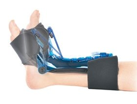 AliMed D2 Night Splint, Medium, cs/6 by AliMed