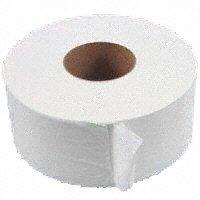 White Toilet Tissue 12Rls/Cs