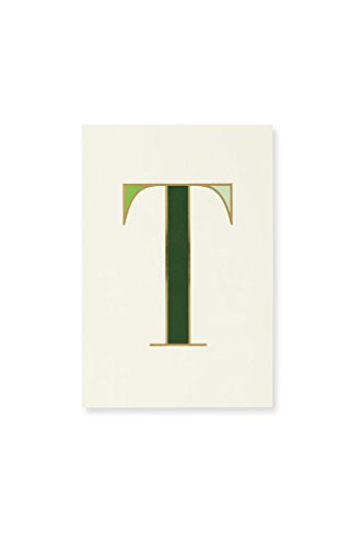 Kate Spade New York Initial Notepad (T)