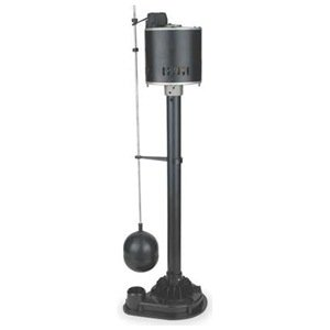(Dayton 4KU64 Pump, Sump, 0.33 HP)