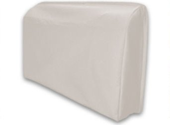 "Indoor Air Conditioner Cover Specifically Designed for GE""J"" Series Units - Width 26"" & Height 15-1/2"" - BREEZEBLOCKER"