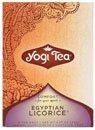 Yogi Tea - Thé réglisse égyptienne, 2212 mg, 16 sacs