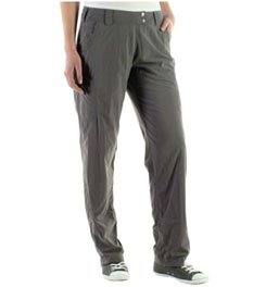 ExOfficio Women's Nomad Roll-Up Pant,Slate,12