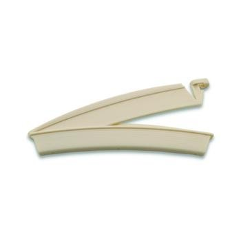 Drainable Pouch Clamps - Beige - 1 box (20 Each)