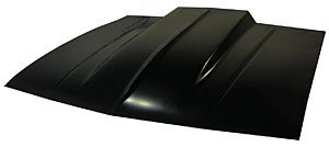 01 chevy cowl hood - 8