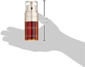 Clarins Double Serum Tratamiento Antiedad Intensivo - 50 ml: Amazon.es: Belleza