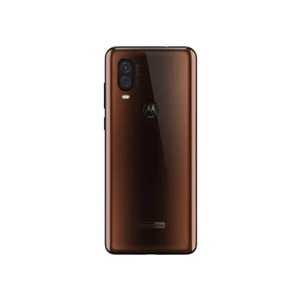 Motorola One Vision (Bronze Gradient, 128 GB) (4 GB RAM)