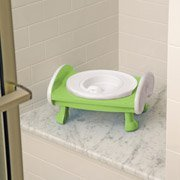 Safety 1st - Gotta Go Now Travel Potty and Trainer, Green