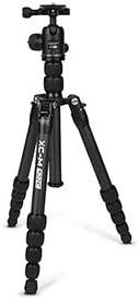 Promaster XC-M 522CK Professional Carbon Fiber Tripod Kit with Head 3440 Black