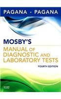 Mosby's Manual Of Diagnostic+Lab.Tests