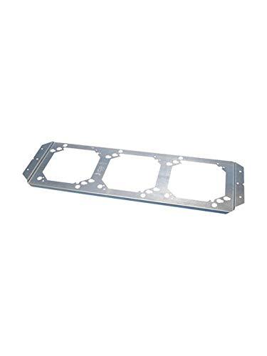 Caddy Rbs16 1-1/2 and 2-1/8 Inch Pre-Galvanized Steel Rigid Box Support Bracket (28 Units)