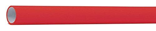 (Pacon Flameless Flame Retardant Roll 4-Feet x 100-Feet, Cherry Red)