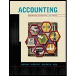 Accounting : Information for Decisions, Ingram, Robert W., 0324016123