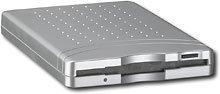Dynex External USB Floppy Disk Drive DX-EF101 (1.44MB)
