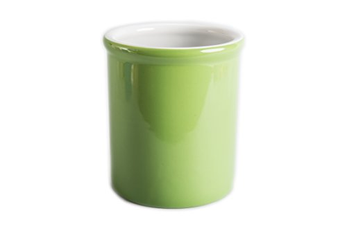 BIA Cordon Bleu Seasons 6.5-Inch Utensil Holder, Grass Green