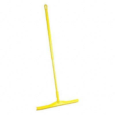 VIKAN Yellow 24'' Fiberglass Floor Squeegee by Vikan (Image #1)