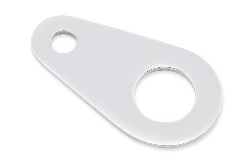 - Bikers Choice Ignition Switch Bracket Chrome Universal