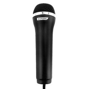 Rock Band / Guitar Hero Konami USB Microphone (PS2, PS3, XBOX 360, Wii) (Bulk Packaging)