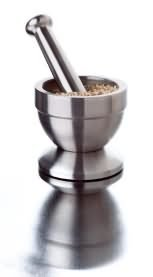 amco mortar and pestle - 1
