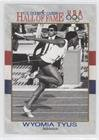Wyomia Tyus (Trading Card) 1991 Impel U.S. Olympicards Hall of Fame - [Base] #26