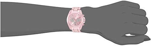 Michael Kors Bradshaw Stainless Steel 43MM Chronograph Watch 6
