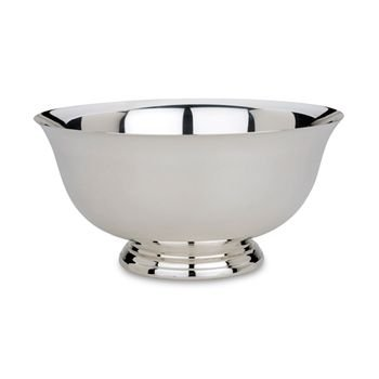 - Reed & Barton 105 Paul Revere Silver Plated Bowl, 9-Inch