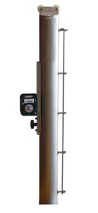 Gared Deluxe Indoor Aluminum Tennis Upright w Winch by Gared (Image #1)