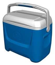Personal Cooler, 28 qt, Blue