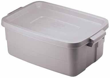 Roughneck Storage Box, 10 Gal (Roughneck Tote Storage)