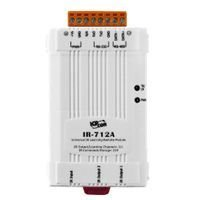 ICP DAS IR-712A Universal IR Infrared Learning Remote Module with 2 IR outputs, 224 IR Command Storage, supports Modbus RTU protocol and RS-232 and RS-485 serial interface by ICP DAS (Image #1)