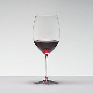 Riedel Veritas Leaded Crystal Cabernet/Merlot Wine Glass, Set of 4
