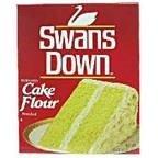 Swans Down Cake Flour, 32 Ounce -- 8 per case.