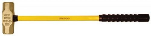 Non-Sparking Sledge Hammers, 15 lb, 33 in L by AMPCO SAFETY TOOLS