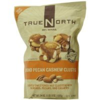 True North 100% Natural Clusters, Almond, Pecan, Cashews, 24 Ounce carrier to shipping international usps, ups, fedex, dhl, 14-28 Day By Dragon (Sugar Free Almond Syrup)