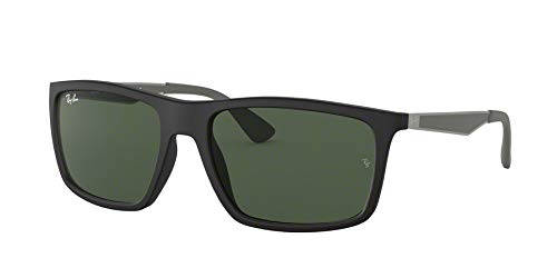 Ray-Ban 0RB4228 601S71 S58 Rectangle Sunglasses for Mens - Size - 58 ()