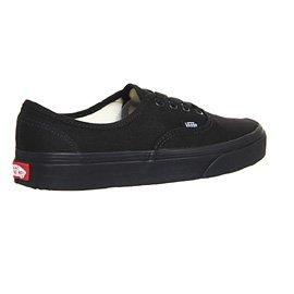 Vans Authentic, Zapatillas de Tela Unisex Black/black