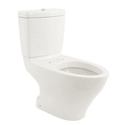 Aquia II Dual Flush 1.6 GPF / 0.9 GPF Elongated 2 Piece Toilet Toilet Finish: Cotton