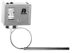 Ranco Controls / Invensys O101410 Temp Control 25-75Deg 72 Inch Cap Cut-Ou