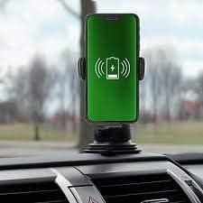 10 watt Grip Verizon All-in-1 Wireless Charging Car Mount for Qi Enabled Phones